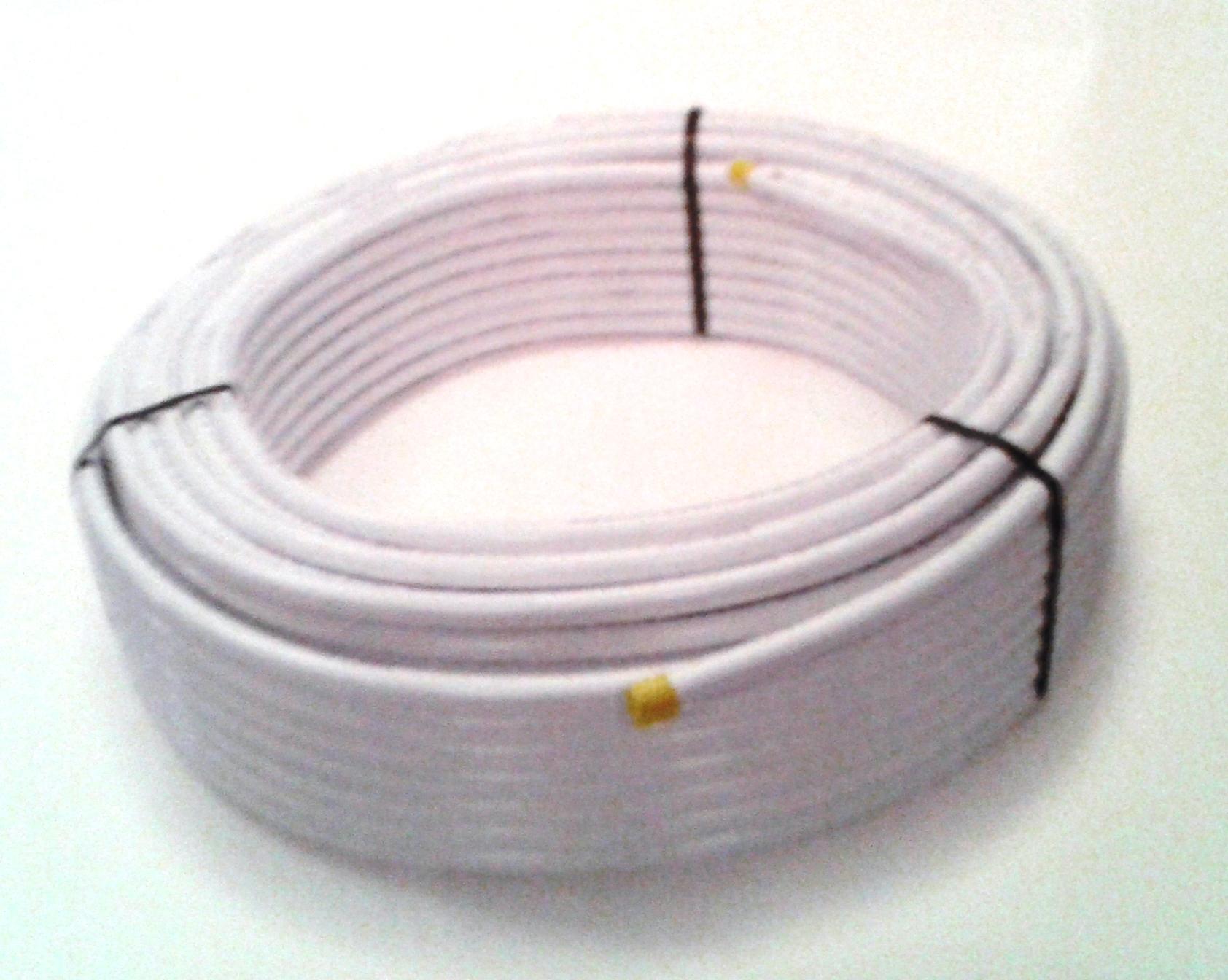 25m Aluminium Mehrschichtverbundrohr Rolle 26x3mm 26x3mm 26x3mm für Heizung Sanitär (/m) a95aec