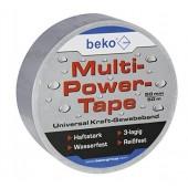 Beko Multi-Power-Tape silber 50mm x 50m