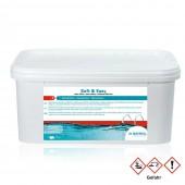 Soft & Easy 2,24 kg von BAYROL - chlorfreie Komplettpflege für Pool und Schwimmbad