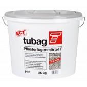 Tubag Pflasterfugenmörtel F PFF 25 kg/ Eimer (Steingrau)