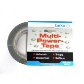Beko Multi-Power-Tape schwarz 50mm x 25m