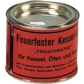 """Feuerfester Kessel-Kitt """"Froschmarke"""""""