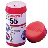 Gewindedichtfaden Loctite 55 DVGW + KTW Spenderrolle