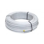 Aluminium Mehrschichtverbundrohr 50m Rolle 26x3mm für Heizung Sanitär (€2,40/m) Fußbodenheizung
