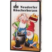 """Neudorfer Räucherkerzen """"Kamin"""" 24er Schachtel"""