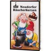 "Neudorfer Räucherkerzen ""Schoko"" 24er Schachtel"