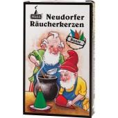 "Neudorfer Räucherkerzen ""Bunte Mischung""  24er Schachtel"