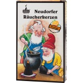 "Neudorfer Räucherkerzen ""Orange"" 24er Schachtel"