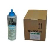 Gleitmittel SANIT steckbare Rohre 12 Flaschen á 500ml